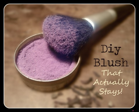 Hibiscus Blush  http://www.theherbalspoon.com/2014/03/diy-blush-with-hibiscus-that-actually-works.html