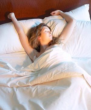 having an orgasm in your sleep