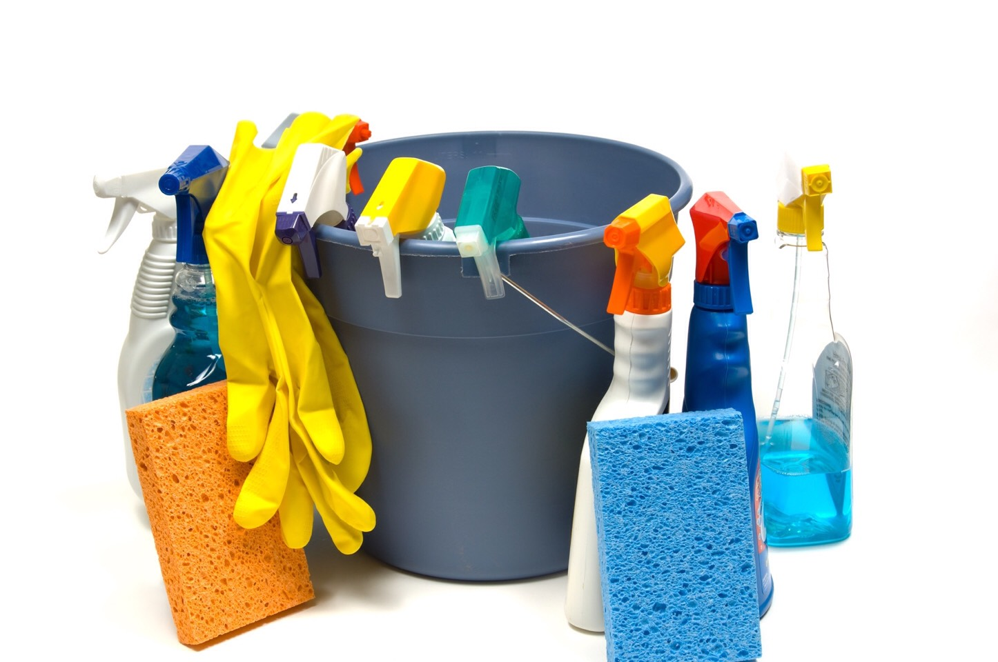 5.  You should keep your house as clean as possible on a constant basis. It's not good to have a messy house that you clean every once in awhile. That will cause your allergies to be worse, and increases your chance of getting sick.