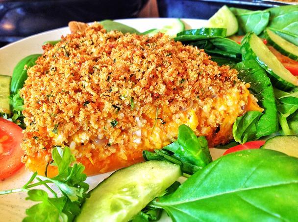 Butternut Squash and Millet Gratin - Vegan - Serves 4