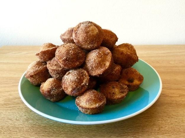 18. Baked Apple Cider Donut Bites  https://spoonuniversity.com/cook/make-baked-apple-cider-donut-bites/?utm_source=buzzfeed&utm_medium=referral&utm_campaign=content-partnerships