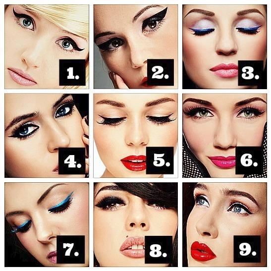 10 style makeup