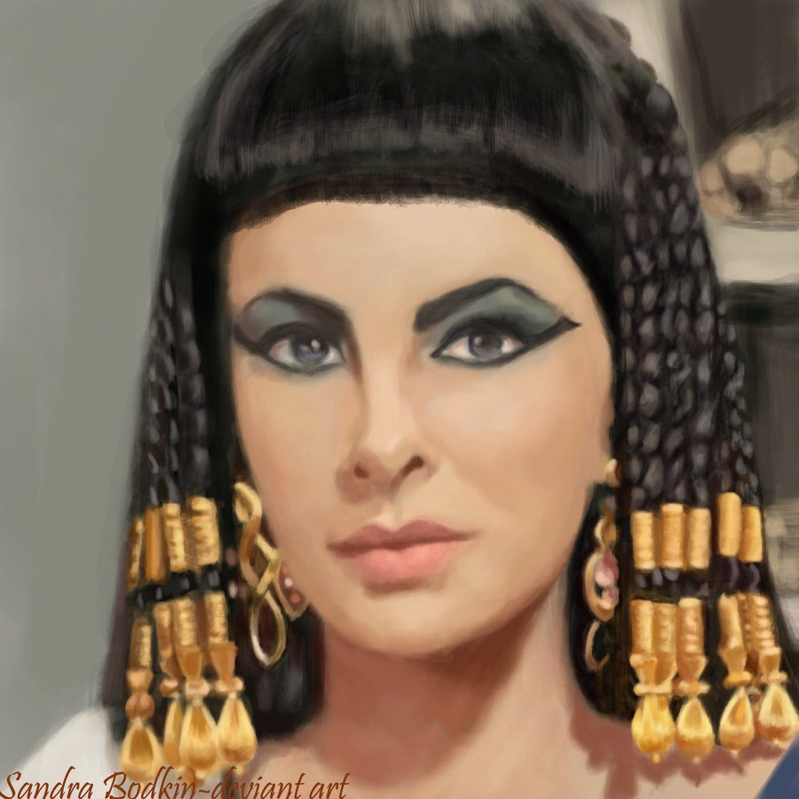 Cleopatra owned one of the worlds first vibrators! It was a small container filled with bees