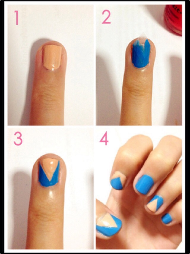 Nail Art Steps! by Scheccid Alayola - Musely
