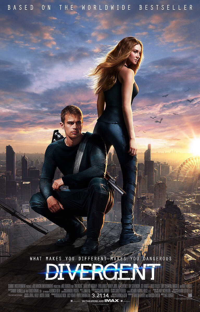 """""""I don't want to be just one thing. I want to be brave, and selfless, and honest, and intelligent, and kind."""" ~ Tobias eaton"""
