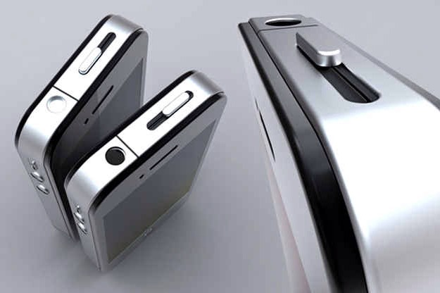 6. The iFlask, $30   It's a flask disguised as a phone, and it even has a bottle opener built in (hence the practicality).