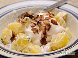9) tops with remaining sour cream and bacon if preferred