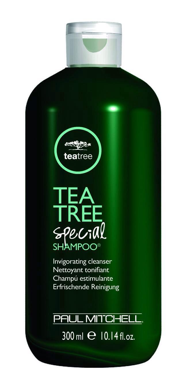 Or even tea tree shampoo...