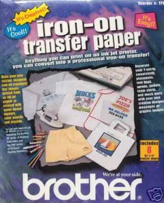 •Transfer paper (you can find it in your local craft store)