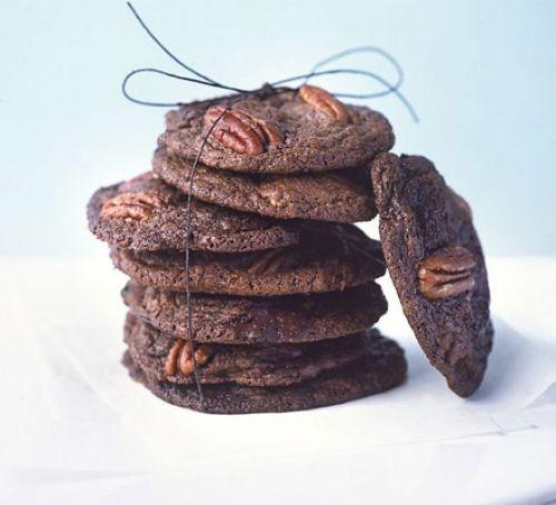 You can't beat American-style cookies with big chunks of chocolate and nuts. The perfect grown-up biscuit.