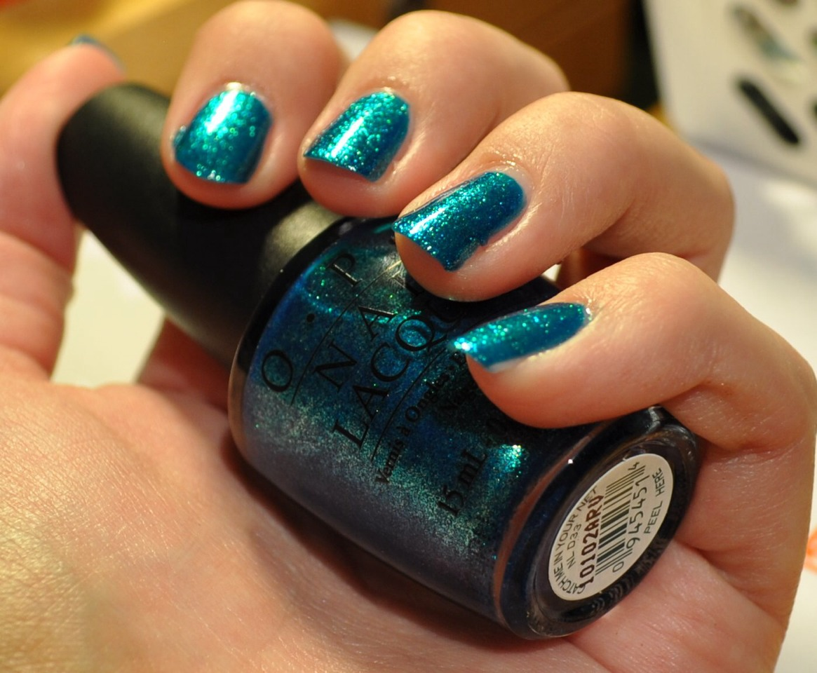 OPI Catch Me In Your Net