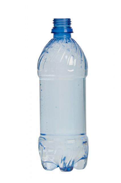 then an empty coke bottle or plastic bottle long as its clear.