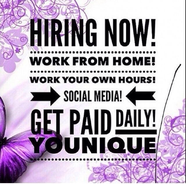 Contact me if you would like to join Younique family and for more information https://www.facebook.com/SamKJohnsonyounique