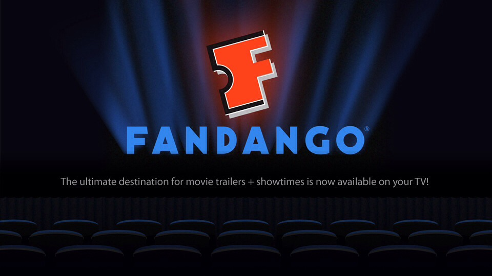 Fandango.com is the most direct source that I can think of, it's established and you can buy ticket directly from it.