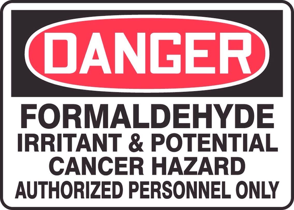 Sadly, the bandidn't affect the use of formaldehyde-releasing preservatives like DMDM hydantoin, diazolidinyl urea, imidazolidinyl urea, methenamine + quaternium-15.