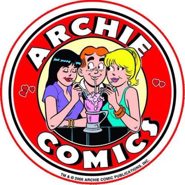 1. I love Archie comics because ever since I was 6 years old I have been reading Archie comics and the are my bae.