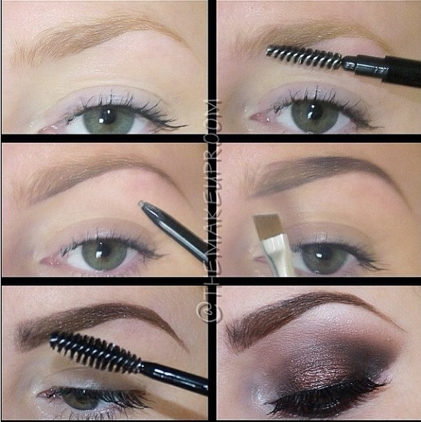 Get These Fabulous Eyebrows Only 6 Steps By Frances Unsay Musely
