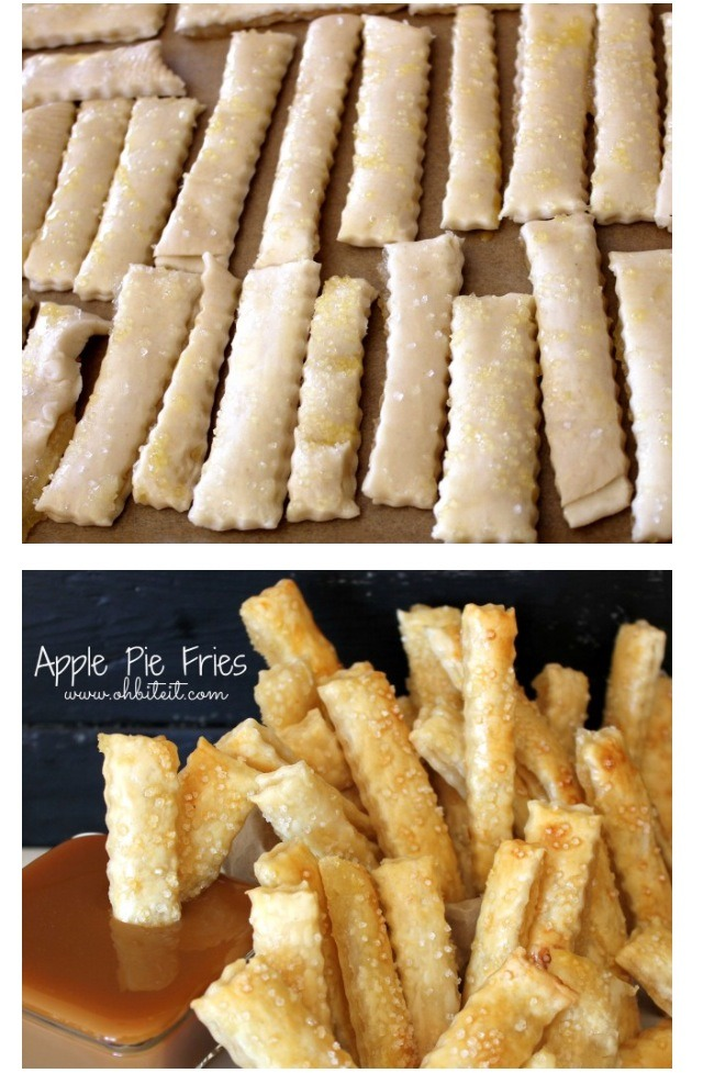 Make these fries step by step here - http://step-by-step-recipes.com/link.php?url=http://www.ohbiteit.com/2013/05/apple-pie-fries.html&k=f9584980196b275cfbdc4bbd52370f70