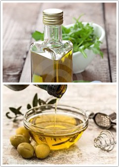 NEEM + OLIVE OIL PASTE   Neem has excellent anti-fungal properties, while olive oil re-hydrates dry skin + prevents it from flaking.