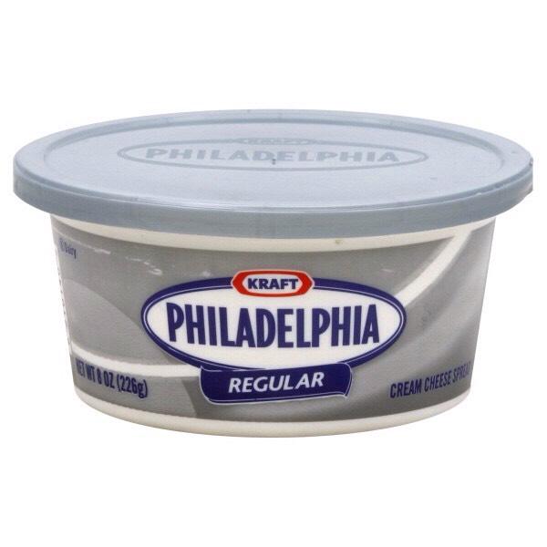 -8 oz. cream cheese