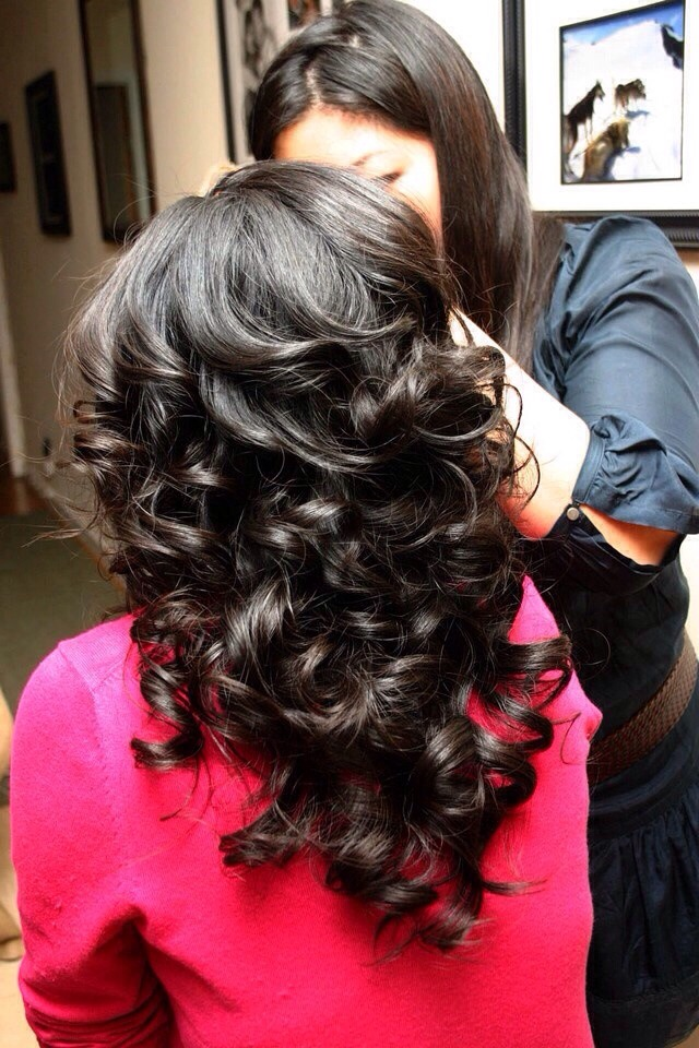 hair styles with wool simple but prom hair musely 4361