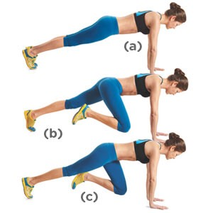*MOUNTAIN CLIMBERS*  Do 60