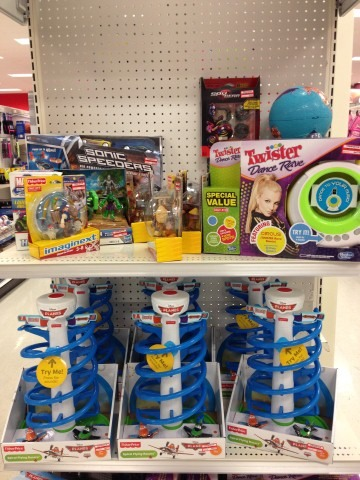 Toys & Games  Retailers keep an overstock of toys and games through the holiday shopping season. They're already starting to markdown the excess. Shop now for birthdays. Consider buying a few inexpensive, classic items to have on hand for when your kids are invited to parties all year.