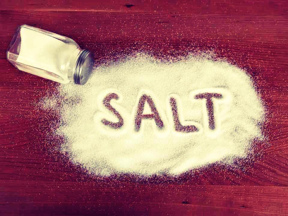 Salt.. Friend or foe?
