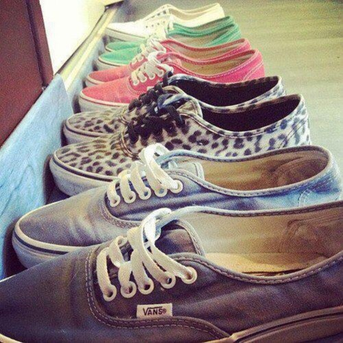 Vans shoes are the best skater shoes