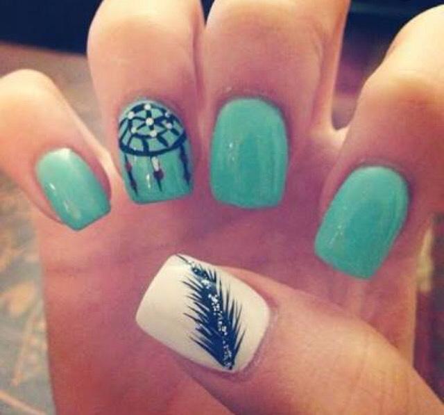 Spring nails 🌷💁🏼