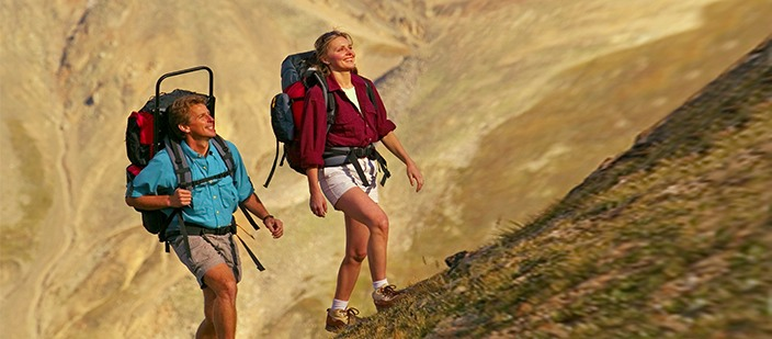 5. Walking Uphill With A Load