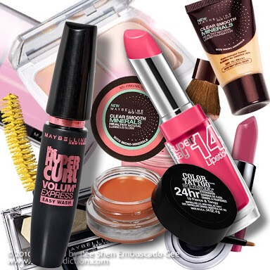 For makeup, I like to bring my powder, concealer and my favorite mascara just to touch up some break outs.