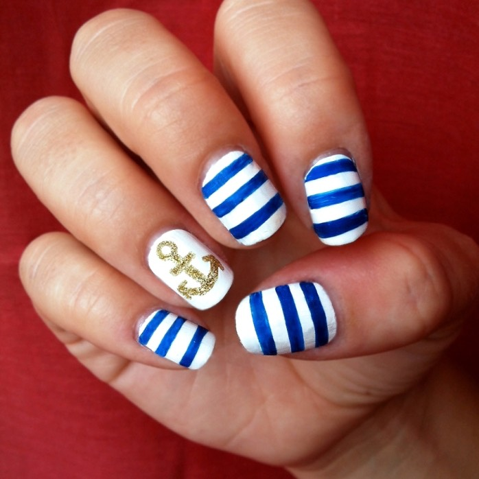 How To Paint Your Nails Really Cool - Summer Nail Designs