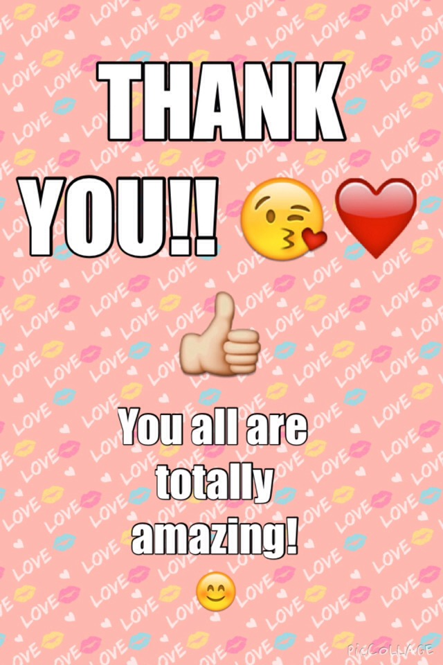 65K!! You are all SO amazing! Thank you all so much for the support, I appreciate it more than you'll ever know! I love this amazing community, it's absolutely fantastic. 😊💗👍 Again, thank you all SO much from the bottom of my heart! ❤️