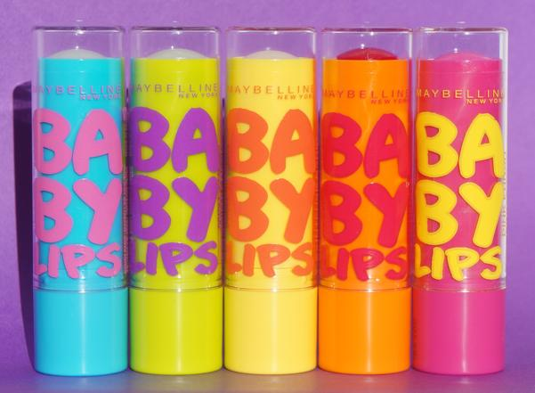babylips are great for hydration and will give some colour