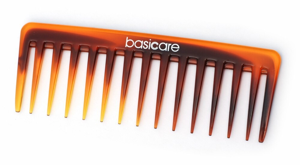 NEVER use a hair brush on wet hair! It makes your hair lose elasticity and snap back, creating split ends and curled, uneven hairs.