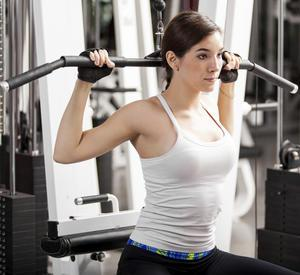 Most of the real benefits from including weights in your fit routine have nothing to do with aesthetics.