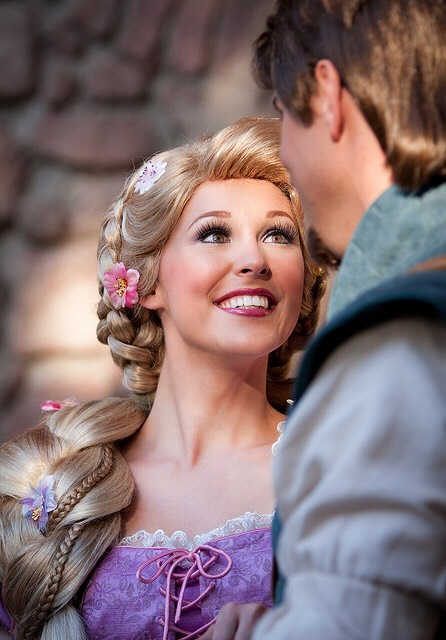 Rapunzel Can be found at Princess Fairytale Hall