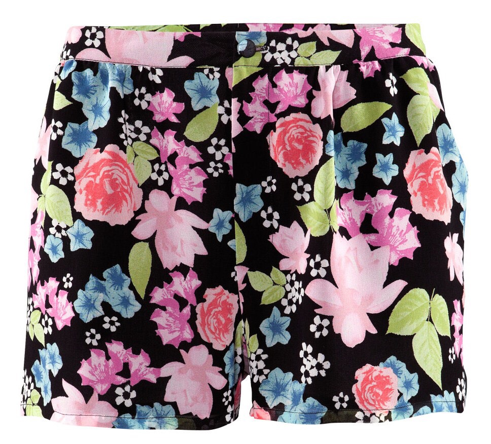 2. Floral anything (especially shorts) These are so cute guys, c'mon. Most of them are really stretchy- so they're good for laziness. I love the ones from www.shopkollage.com