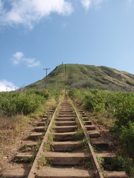 Hike koko head if you are truly up to the challenge!