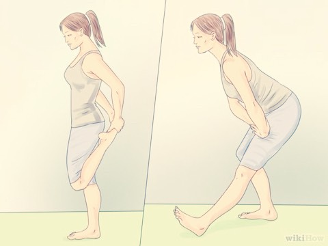 STRETCH YOUR QUADS AND HAMSTRINGS. Your quads and hamstrings are two of the of the most important muscles  involved in the splits, so it's important to get them as flexible as possible.