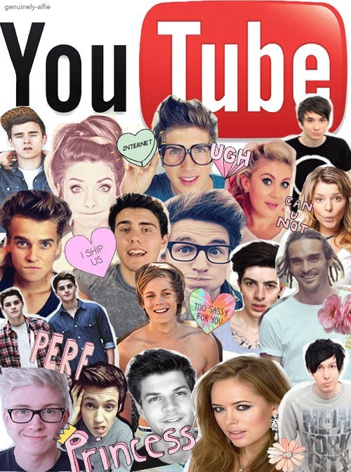 If you are new to YouTube, here's some youtubers that are definitely worth watching!!