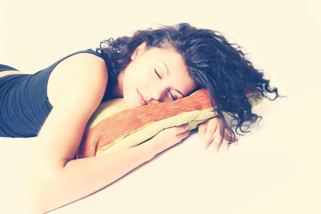Make sure you nap no longer then 30 minutes. If you exceed 30 minutes, you wake up more tired then you started! Set your alarm for 10-25 minutes after you close your eyes.