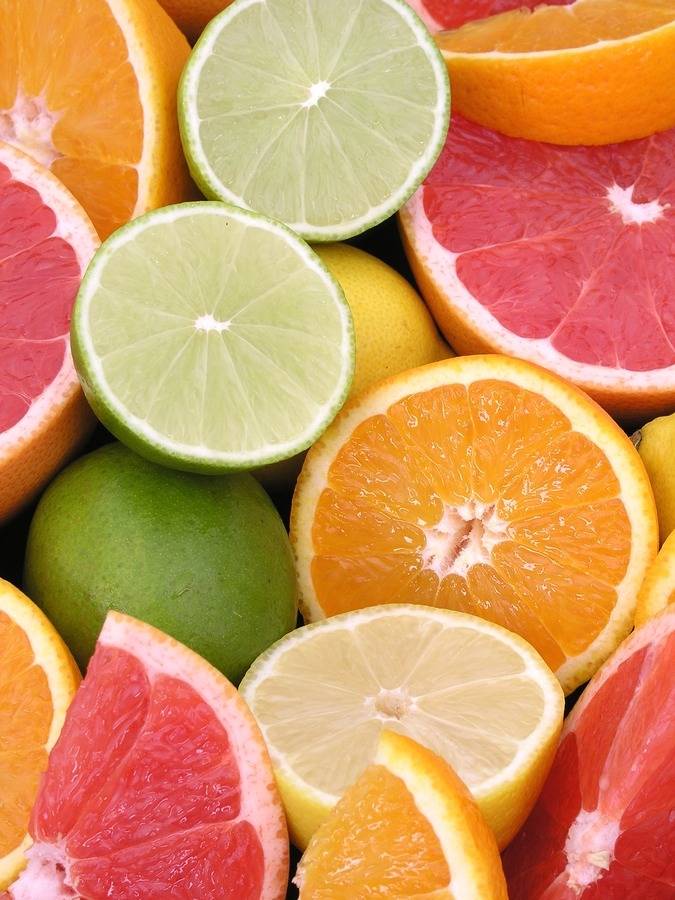 Citrus:Any member of this tropical fruit family is super-rich in antioxidants, vitamin C, and folic acid—all of which are essential for men's reproductive health. Enjoy a romantic salad that incorporates citrus, like pink grapefruit or mandarin oranges, or use a dressing made with lemon and lime.