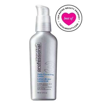 """✅Best Acne Product #6: Avon Clearskin Professional Daily Correcting Lotion,$17 