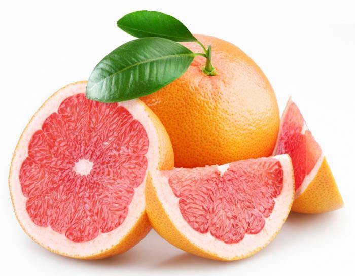 Grapefruit: Grapefruit helps lower insulin levels, which promotes weight loss and a fast metabolism.