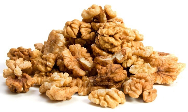 "Walnuts are a good source of tryptophan, a sleep-enhancing amino acid that helps make serotonin and melatonin, the ""body clock"" hormone that sets your sleep-wake cycles."