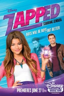 """""""Zapped"""" I really enjoyed this movie and I do recommend it"""