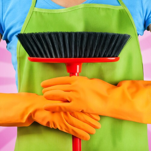 In this wonderful world, there are neat people (think: Danny Tanner) and messy people (think: Jesse Pinkman when he's really depressed). If the thought of spring cleaning makes you want to jump out of your streaky window, here are a few ways you can psych yourself up for the challenge;