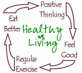 Maintain a healthy, positive mind